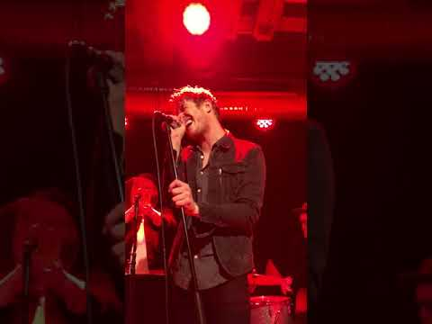 If You Keep Leaving Me - Anderson East Live In Hamburg