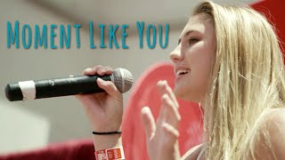 Lia Marie Johnson  Moment Like You Performance ShareaCoke