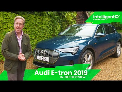Ultimate Audi E-tron Review (2019): Discover The New Audi Electric SUV