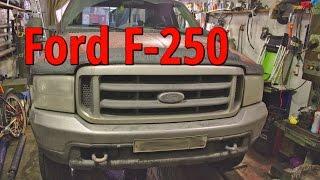 Ремонт кардана Ford F-250