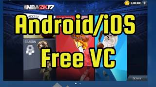 How to get unlimited VC NBA 2K17 For
