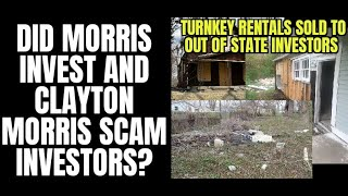 Did Clayton Morris and Morris Invest Scam Turn-key Real Estate Investors?
