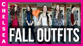 Fall Outfits Haul! {MOD, Altar'd State, Francesca's & more!} Thumbnail