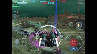 【WarRobots】UNKO vs ZEN in DC 3/19