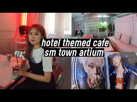 Hotel Themed Cafe