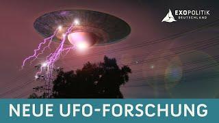 Neue UFO-Forschung - Seltsame Erscheinungen auf Überwachungsanlagen