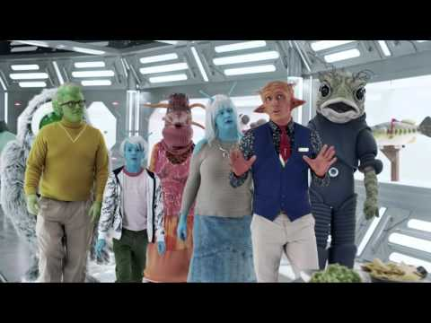 Avocados From Mexico Super Bowl 2016 Commercial AVOS in Space