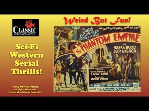 Phantom Empire Serial