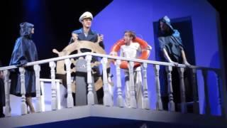 Мюзикл Баллада о Маленьком Сердце - Сон Лёшки (Фрагмент) 27.12.2015