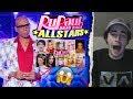 ALL STARS 3 - (CAST REVEAL) REACTION! (RU PAUL'S DRAG RACE)