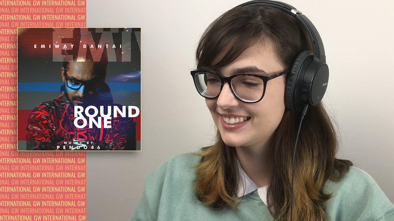 ALEXA REACTS to ROUND ONE Music Video | Emiway