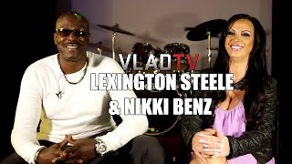 Lexington Steele Details 12-Way Gone Wrong
