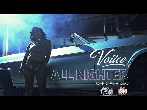 VOIICE - ALL NIGHTER