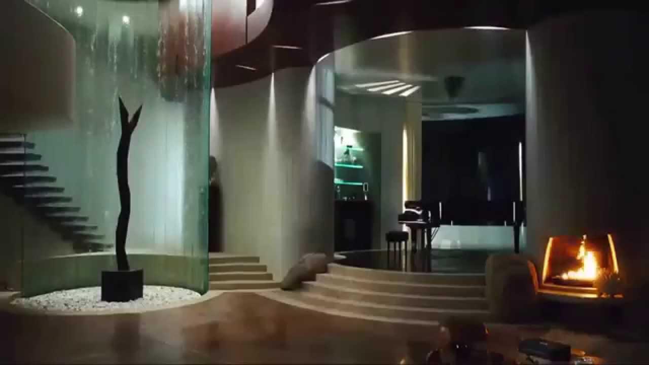 Tony Stark House Interior
