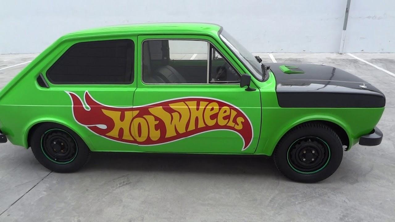 Vende Se Fiat 147 Verde Tuning 1979 Hot Wheels Youtube