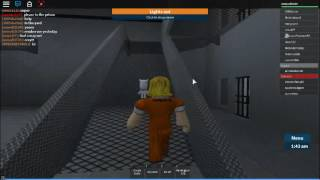holiday prison life Roblox with cole
