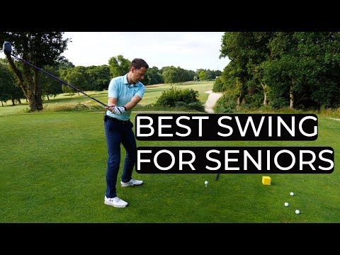 BEST DRIVER SWING FOR SENIOR GOLFERS