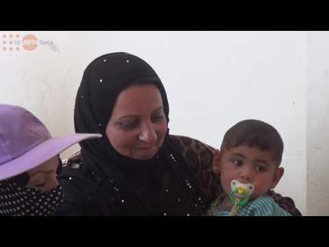 Supporting women in Al Hasakah