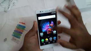 Lava a3 unboxing and review!
