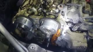 Hyundai ix35 помилка p0017, заміна ланцюга ГРМ, роликів. Діагностика і ремонт Хюндай ix35.