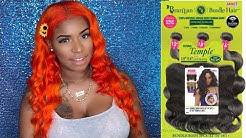 Janet Collection Brazilian Bundle Hair | The Best Beauty Supply Store Hair | How to Make a Wig