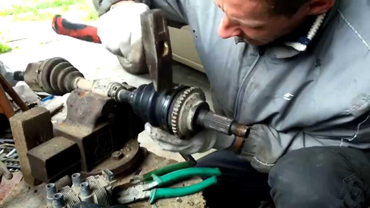 Замена пыльника привода наружного cx 5 Замена приводного ремня киа