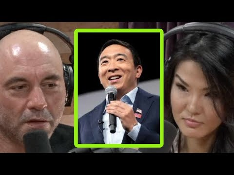 Joe Rogan Responds to Andrew Yang's Withdrawal from Race