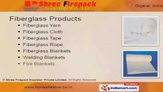 Industrial Asbestos yarn by Shree Firepack Insulator Private Limited, Ahmedabad