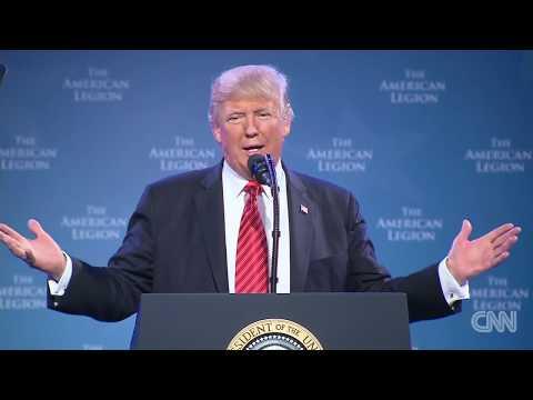 Trump calls for unity in Nevada speech (full)
