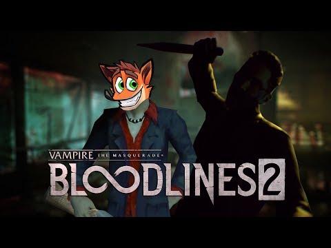 Vampire: The Masquerade - Bloodlines 2   Modding Support & Gameplay Details