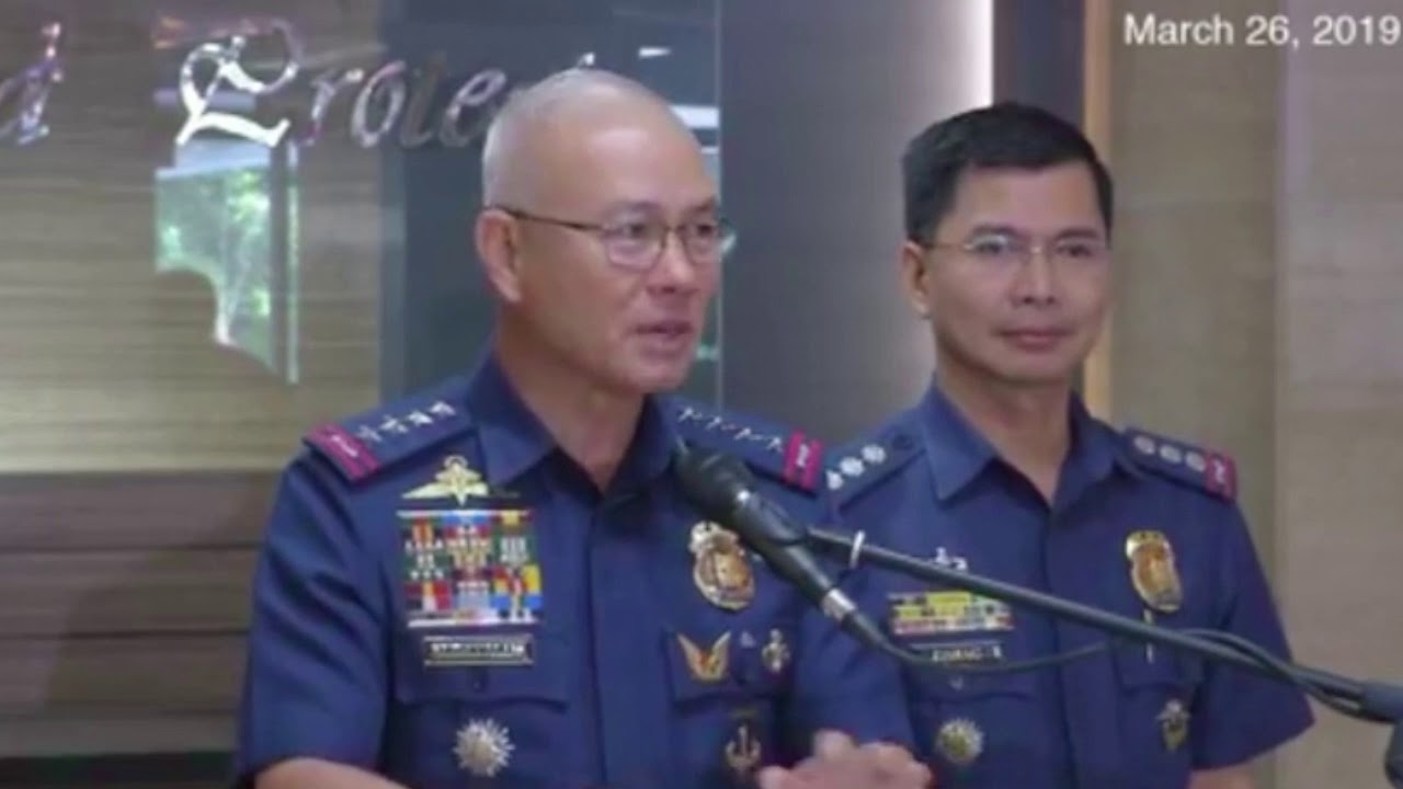 PNP chief: Michael Yang can be fired as Palace adviser if drug link is true