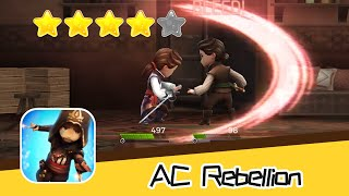 Assassin's Creed Rebellion - Ubisoft - Loot Mission 16-17 Recommend index four stars