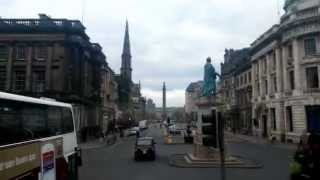 Streets of Edinburgh (Scotland)