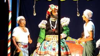 Yakshagana: Seetharam Kumar Kateel Hasya
