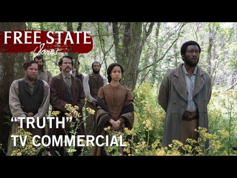 "Matthew McConaughey on ""Free State of Jones"" clip"