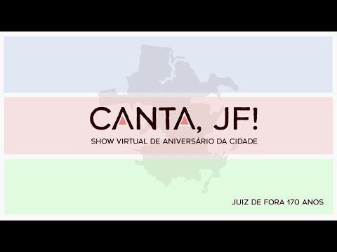 Canta, JF! - Thiago Miranda canta e convida cantautores da cidade - Juiz Fora 170 anos! #FiqueEmCasa