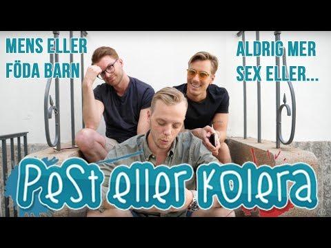 PEST ELLER KOLERA!!!