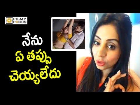 Sanjana Extra Ordinary Reply on Dandupalyam 2 Movie Making Scenes Leaked - Filmyfocus.com