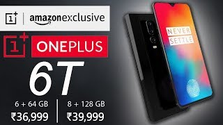 OnePlus 6T - Price, Full Specifications, Features & Launch Date in India