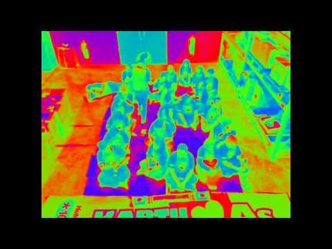 Harlem Shake Gedung Miring Lantai 3 Makassar PART 3
