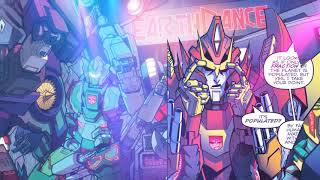 stupid party Lost Light transformers