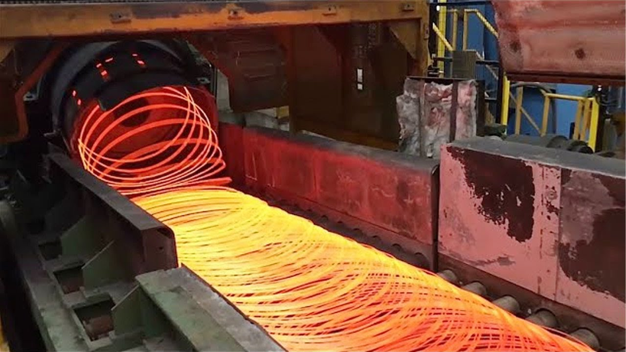 Download Incredible Working Machines & Workers - Amazing Continuous Production Process At Factory #16