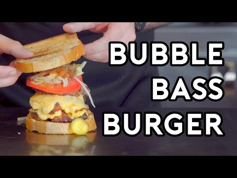Binging with Babish: Bubble Bass\' Order from Spongebob Squarepants