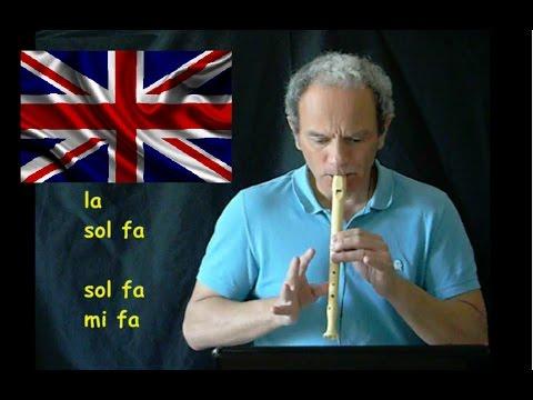 Inno Inglese - God save the Queen (facilissimo + spartito)