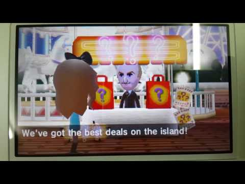 Tomodachi Life: Night Market