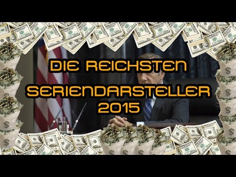 Top 10: Das verdienen die Seriendarsteller 2015 | Serienjunkies-Kassensturz