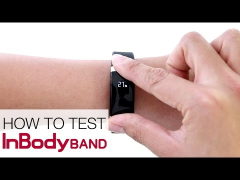InBody BAND: How to Test