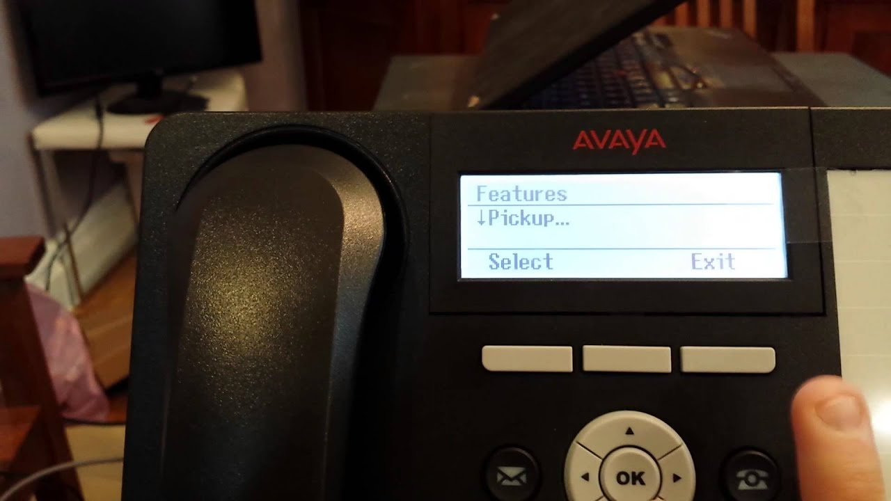 avaya ip office call forwarding