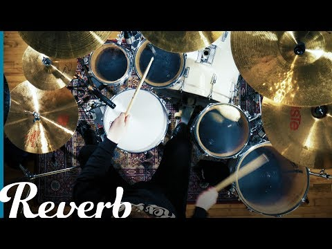 How to Make Your Drum Kit Sound Like Danny Carey's of Tool