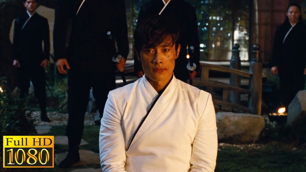 g.i. joe retaliation (2013) - storm shadow telling the truth scene